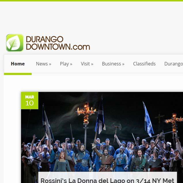 DurangoDowntown.com